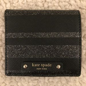 KATE SPADE Haven Lane Serenade Card Wallet Black